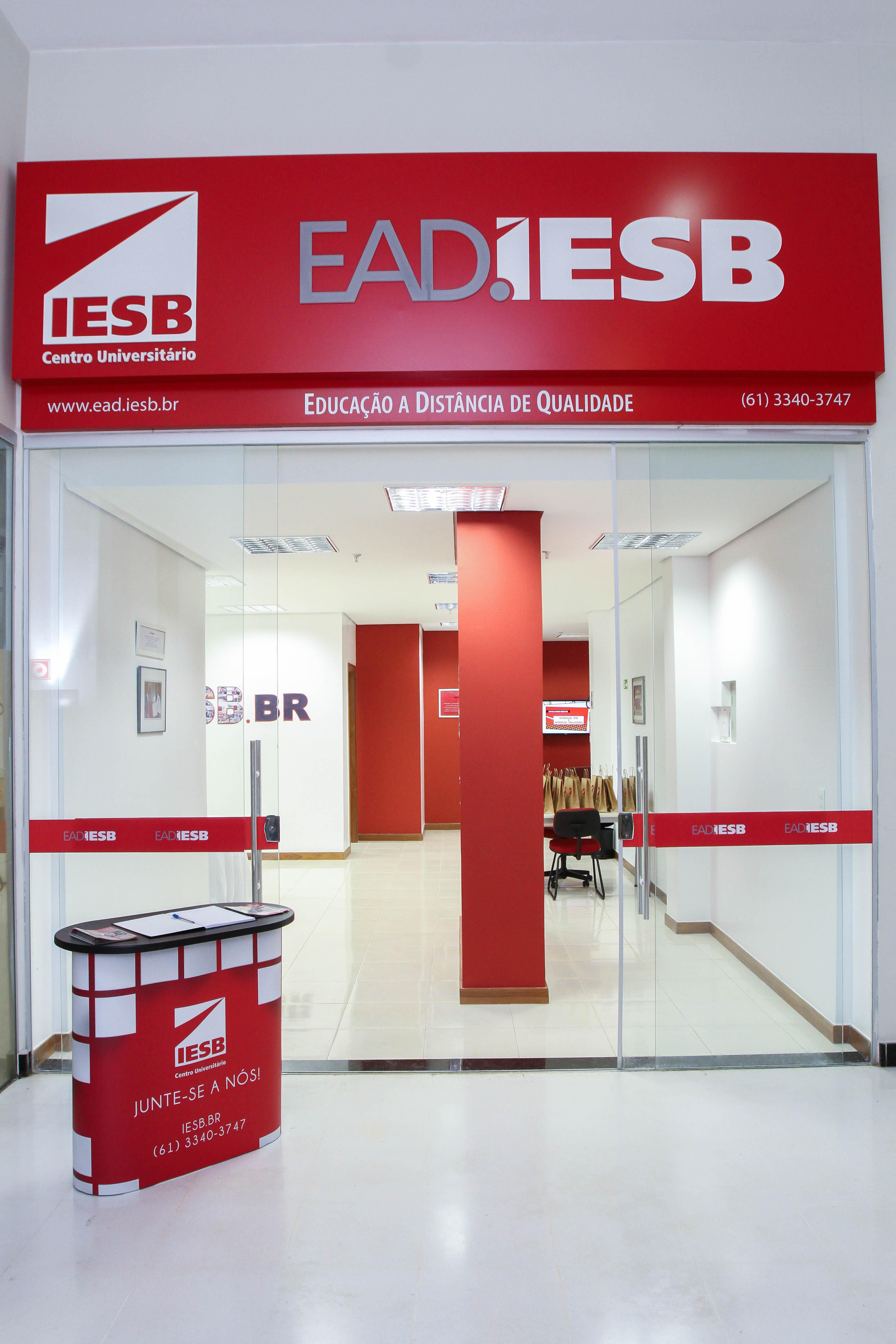 Inauguração do IESB no Luziânia Shopping