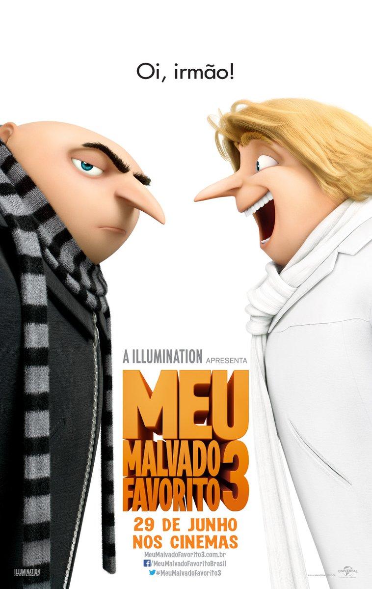 MEU MALVADO FAVORITO 3